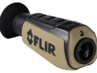 FLIR Wärmebildkamera Modell Scout III 640 W